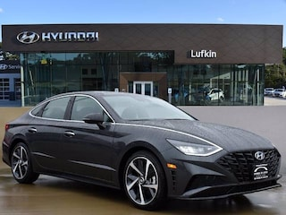 New 2021 Hyundai Sonata SEL Plus Sedan For Sale in Lufkin TX