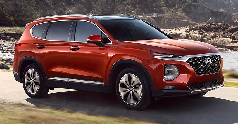 New 2020 Santa Fe Hyundai of Metairie
