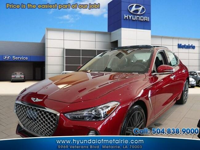 New 2019 Genesis G70 For Sale At Hyundai Of Metairie Vin