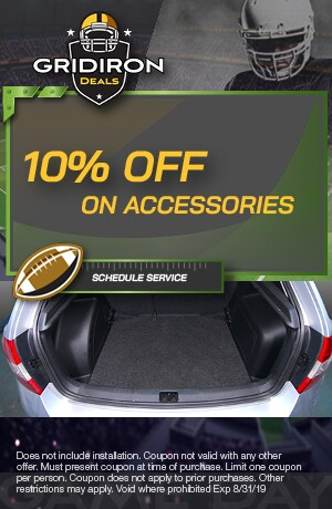 Summer 10% off Accessories Special