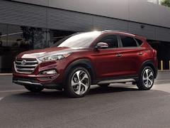 2016 Hyundai Tucson Limited SUV for Sale at Hyundai of Moreno Valley