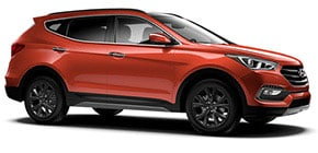 Used Hyundai Santa Fe Sport in New Bern NC