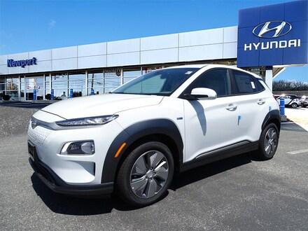 2019 Hyundai Kona EV Limited FWD SUV