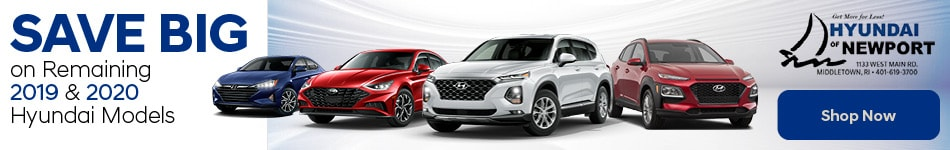 Great Deals on the Remaining New 2019 & 2020 Models