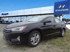 2020 Hyundai Elantra SEL IVT Sulev Sedan