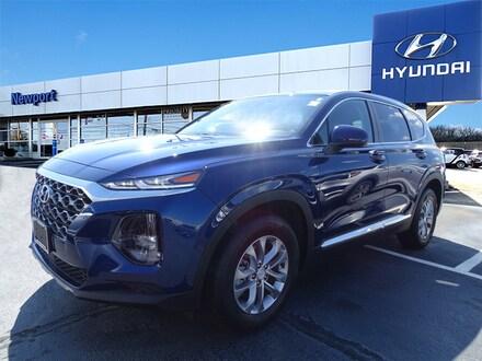 2020 Hyundai Santa Fe SE 2.4L Auto AWD SUV