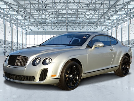 2010 Bentley Continental Supersports AWD Coupe