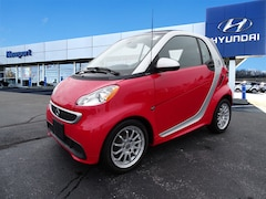 2014 Smart Fortwo Electric Drive Passion Coupe