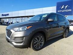 2021 Hyundai Tucson SEL AWD SUV