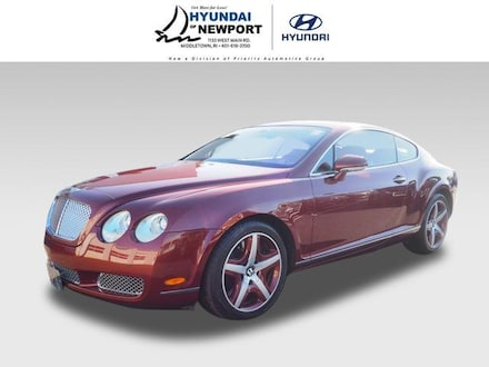 2005 Bentley Continental GT AWD Coupe