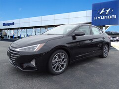 2020 Hyundai Elantra Limited IVT Sulev Sedan
