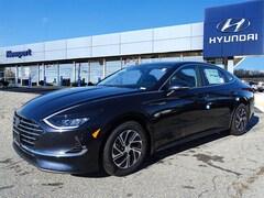 2021 Hyundai Sonata Hybrid Blue 2.0L Sedan