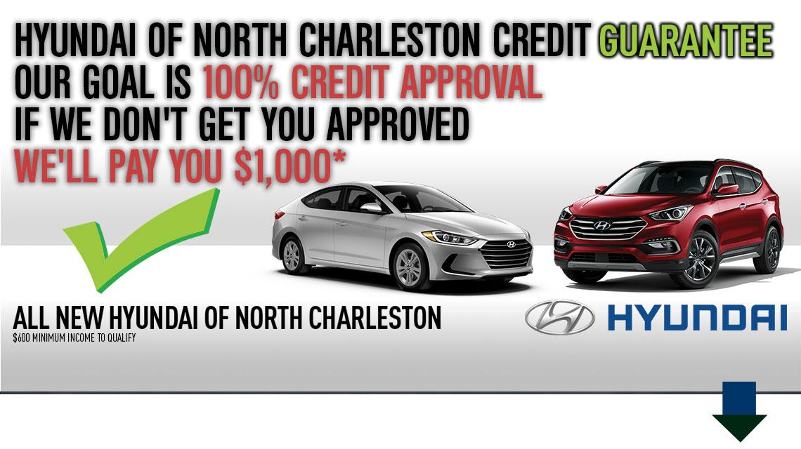 Guaranteed Financing Car Dealerships Near Me >> Upgrade Today We Accept All Types Of Credit Hyundai Of North