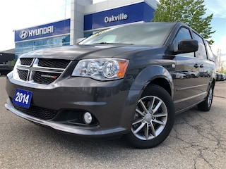 2014 Dodge Grand Caravan 7 PASS | LEATHER | CAM | DVD | ONE OWNER Minivan
