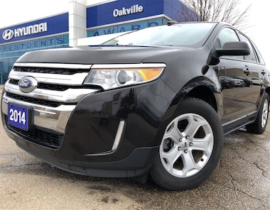 2014 Ford Edge SEL | 2.0L | NAVIGATION | PAN ROOF | POWER SEAT SUV