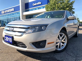 2010 Ford Fusion SEL | 2.5L | ALLOYS | ROOF | POWER SEAT Sedan