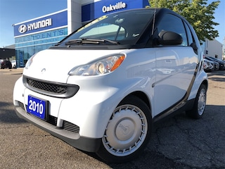 2010 smart fortwo PURE | A/T | AC | NO ACCIDENT Coupe