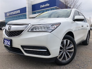 2014 Acura MDX 3.5 | NAVI | LEATHER | SH AWD | CAM | 7 PASS SUV