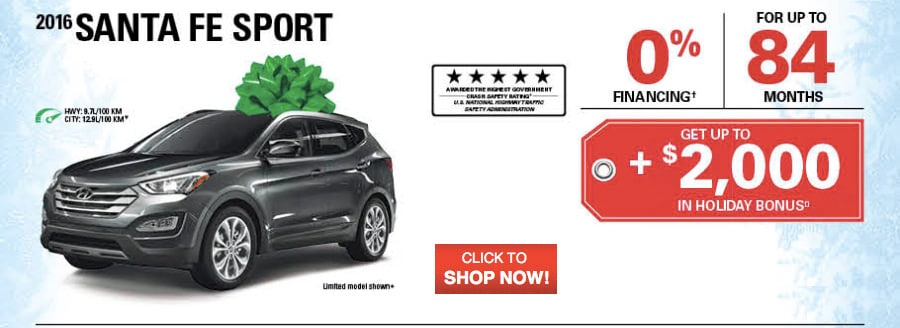 hyundai's year end clearance event in oakville, ontario!