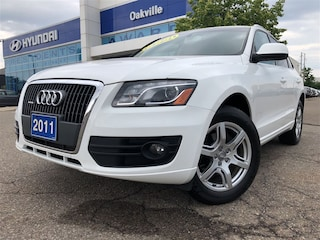 2011 Audi Q5 2.0T | QUATTRO | PREMIUM | LEATHER | ROOF | CLEAN SUV