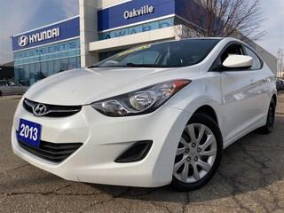 2013 Hyundai Elantra GL | 1.6L | A/T | BLUETOOTH | NO ACCIDENT Sedan