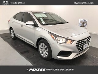 New 2019 Hyundai Accent SE Sedan for Sale in Pharr, TX
