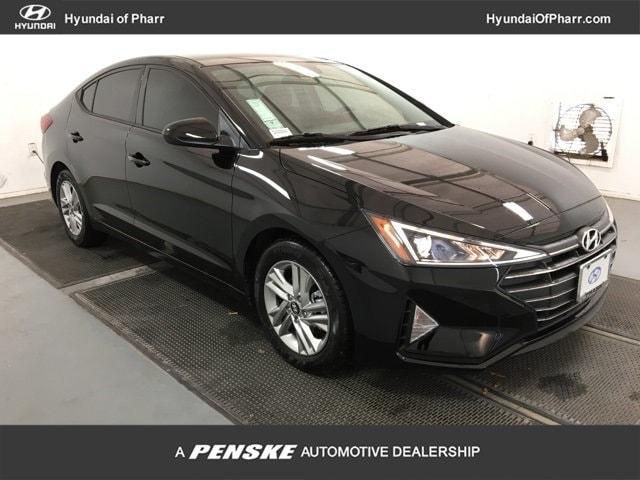 New 2019 Hyundai Elantra SEL Sedan for Sale in Pharr, TX
