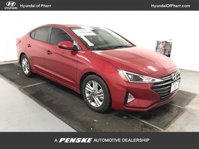 New 2019 Hyundai Elantra Value Edition Sedan for Sale in Pharr, TX