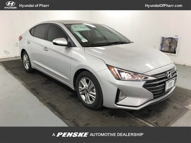 New 2019 Hyundai Elantra Value Edition Sedan for Sale in Pharr, TX