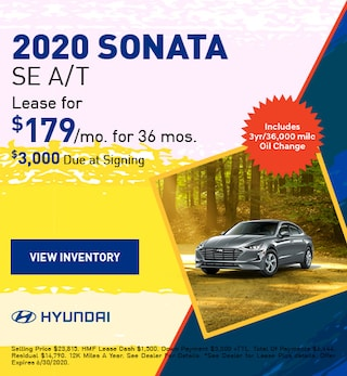 2020 - Sonata - June