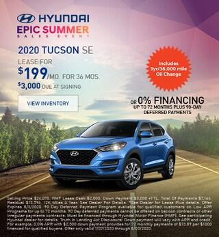 2020 - Tucson - July