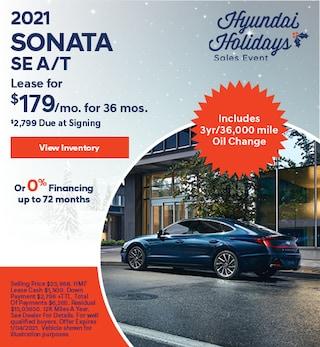 2021 - Sonata - December