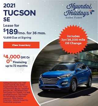 2021 - Tucson - November