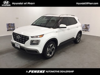 New 2021 Hyundai Venue SEL SUV for Sale in Pharr, TX