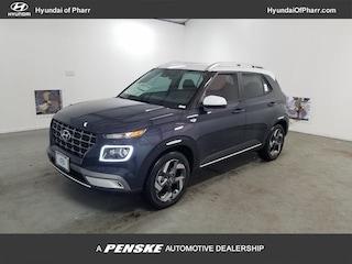 New 2021 Hyundai Venue Denim SUV for Sale in Pharr, TX