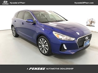 Certified Used 2018 Hyundai Elantra GT Base Hatchback for Sale in Pharr TX
