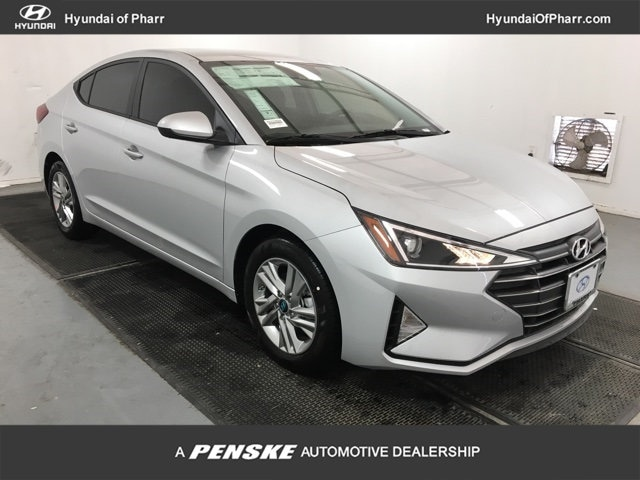 New 2019 Hyundai Elantra SEL Sedan for Sale in Pharr, TX