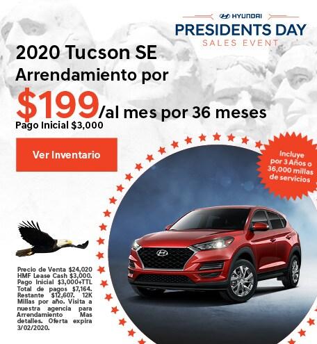 2020 - Tucson - February
