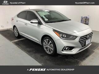 New 2019 Hyundai Accent Limited Sedan for Sale in Pharr, TX