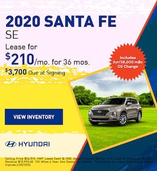 2020 - Santa Fe - June
