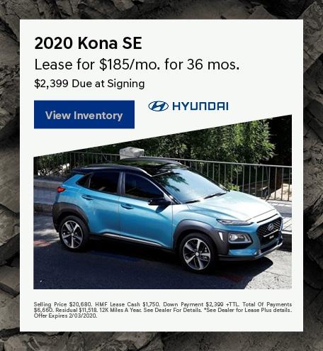 2020 - Kona - January