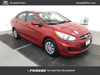 Used  2017 Hyundai Accent Sedan for Sale in Pharr, TX