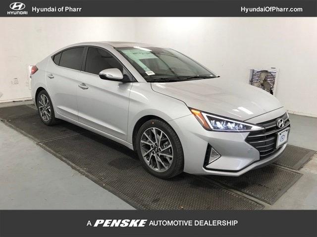 New 2019 Hyundai Elantra Limited Sedan for Sale in Pharr, TX