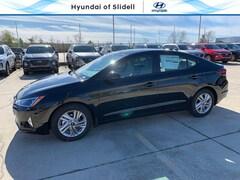 2020 Hyundai Elantra SEL Sedan