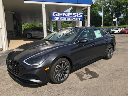 Featured New 2020 Hyundai Sonata Limited Sedan for Sale in Somerset, KY