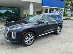 New 2021 Hyundai Palisade Limited FWD SUV in Somerset, KY