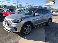 Used 2017 Hyundai Santa Fe Limited Ultimate SUV in Somerset, KY