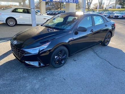 Featured New 2021 Hyundai Elantra SEL Sedan for Sale in Somerset, KY