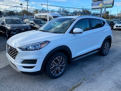 New 2021 Hyundai Tucson SEL SUV in Somerset, KY