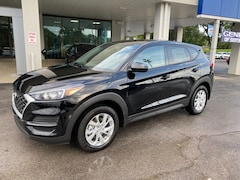New 2021 Hyundai Tucson SE SUV in Somerset, KY